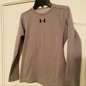 EUC under armour warm thermal!Size YL with stretch